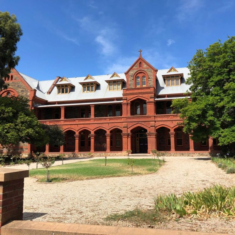 Goodwood Orphanage Building