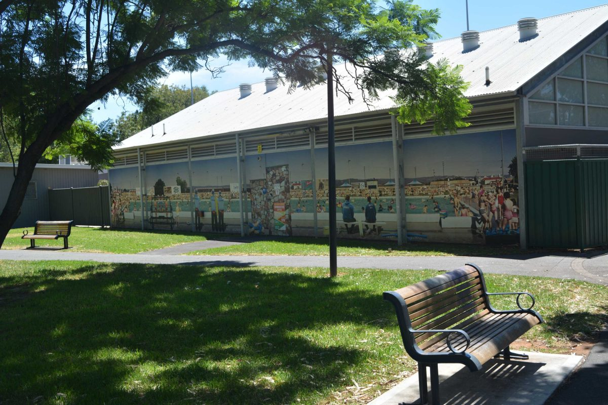 Unley Swimming Centre in Forestville